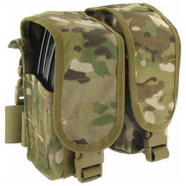 Highlander Pro-Force Magazin-Beintasche 6-fach Drop Leg Mag Pouch M4 M16 multicam