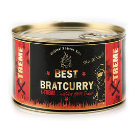 BGQ Best Bratcurry X-treme 270 g Dose