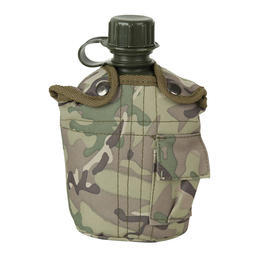 MFH US Feldflasche operation-camo 1 Liter