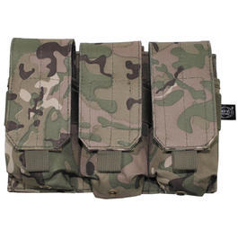 MFH Magazintasche 3-fach Molle operation camo