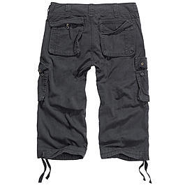 Brandit Urban Legend 3/4 Short schwarz