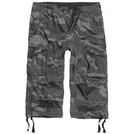 Brandit Urban Legend 3/4 Short darkcamo