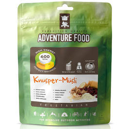 Adventure Food Knusper Müsli Einzelportion