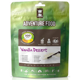 Adventure Food Vanille Dessert Einzelportion