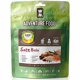 Adventure Food Nasi Sateh Reisgericht Einzelportion