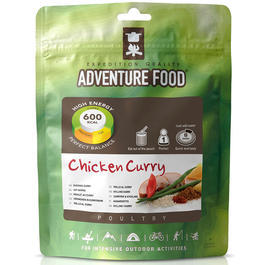 Adventure Food H�hnchen Curry Reisgericht Einzelportion