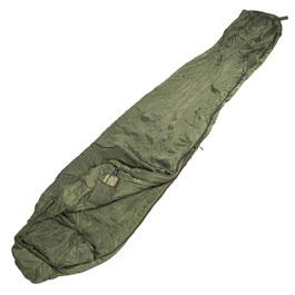 Mil-Tec Schlafsack Tactical T4 Mumienform oliv