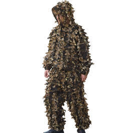 Mil-Tec Ghillie Suit Wild Trees