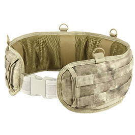 Condor Battle Belt H�ftg�rtel A-Tacs