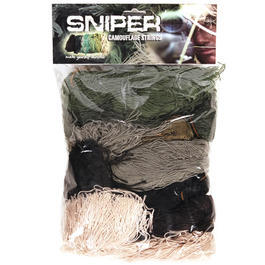 Ghillie Tarn Schn�re Sniper Strings 7 St�ck