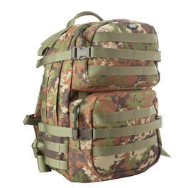 Outdoor Rucksäcke - MFH Rucksack US Assault II vegetato