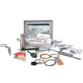 Survival Kit Aluminium Box