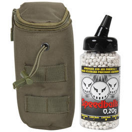 Softairmunition - 101 INC Tasche Molle oliv