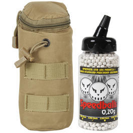 Softairmunition - 101 INC Tasche Molle coyote