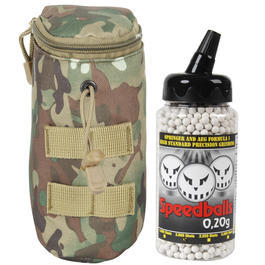 Airsoftkugeln - 101 INC Tasche Molle DTC multi