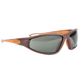 Infield Brille Endor Outdoor polarisierend orange braun