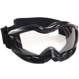 Mil-Tec Brille Tactical Attack schwarz