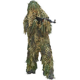 Camo Systems Ghillie Jackal jungle camo
