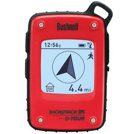 Bushnell Backtrack GPS D-Tour rot