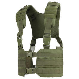 Condor Outdoor Kampfweste Ronin Chest Rig oliv