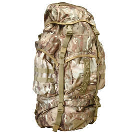 Highlander Rucksack Modell New Forces 66 Liter HMTC