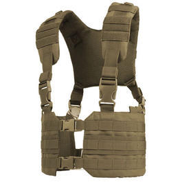 Condor Outdoor Kampfweste Ronin Chest Rig coyote