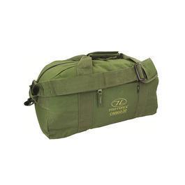 Outdoorshop - Highlander Reisetasche Cargo Transporttasche 30 Liter oliv