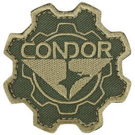 Condor Gear Patch 7,5 cm coyote