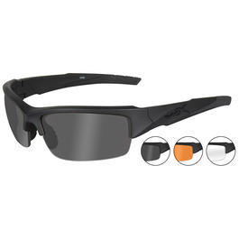 Wiley X Brille Valor Set mit 3 Wechselgl�sern