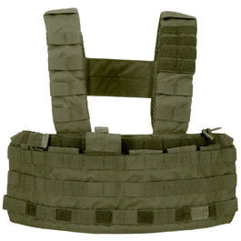 5.11 VTAC TacTec Chest Rig oliv