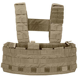 5.11 VTAC TacTec Chest Rig sandstone