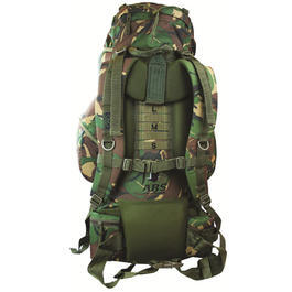Highlander New Forces Rucksack 66 Liter camo
