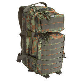 MFH Rucksack US Assault flecktarn