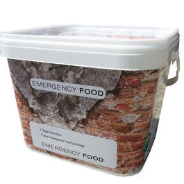 Emergency Food 7-Tage-Notration �berlebensnahrung