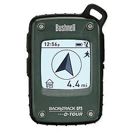 Bushnell Backtrack GPS D-Tour schwarz gr�n