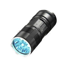 Nitecore LED Lampe Tiny Monster TM06 3800 Lumen schwarz