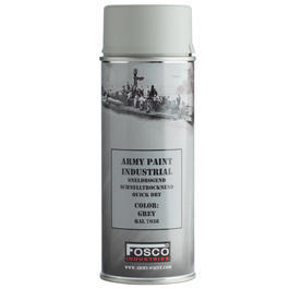 Fosco Sprühfarbe Army Paint RAL 7038 grau 400ml