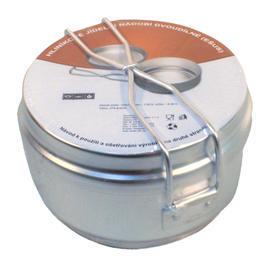Kochgeschirr - Tschechisches Kochgeschirr Aluminium 2-teilig Original neu