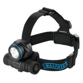 Walther Tactical - Walther LED-Stirnlampe HL17 235 Lumen schwarz