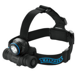 Walther Tactical - Walther LED-Stirnlampe HL11 205 Lumen schwarz