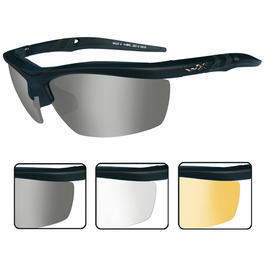Wiley X Brille Guard Set mit 3 Wechselgläsern