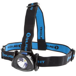 Kopflampe - Olight Kopflampe H25 Wave 800 Lumen blau schwarz