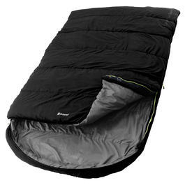 Outwell Schlafsack Campion Lux Double links schwarz