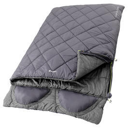 Outwell Schlafsack Contour Lux Double grau