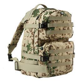 Outdoor Rucksäcke - MFH Rucksack US Assault II BW tropentarn