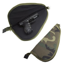 101 INC. Pistolentasche gro� Nylon woodland