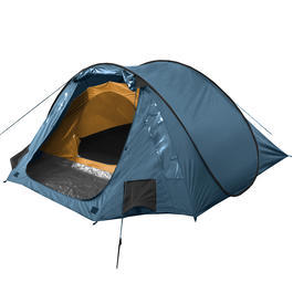 Grand Canyon Pop-Up Zelt Albany f�r 2 Personen blau