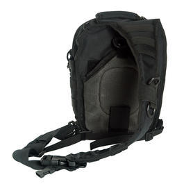Mil-Tec Rucksack One Strap Assault Pack small 8L schwarz