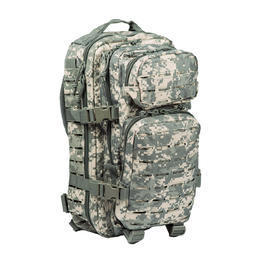 Mil-Tec Rucksack US Assault Pack Laser Cut small 20L AT-digital