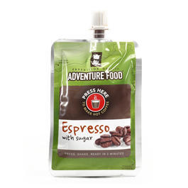Adventure Food Espresso mit Zucker